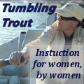 Colorado women flyfishing