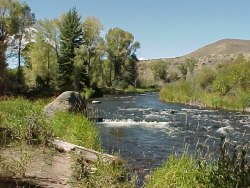 Williams Fork River Colorado