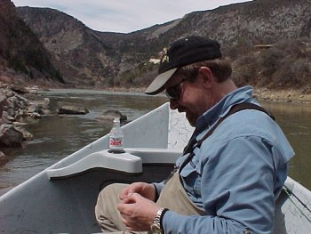 Colorado River Fishing