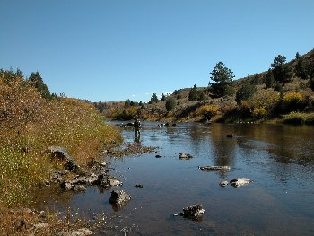 laramie river wyoming