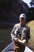 Colorado River trout