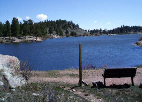 Colorado fishing network red feather lakes for Camping and fishing in colorado
