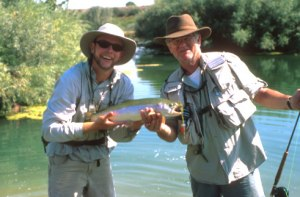 Uncompahgre fly fishing