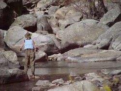 Colorado fishing network south boulder creek for Gross reservoir fishing