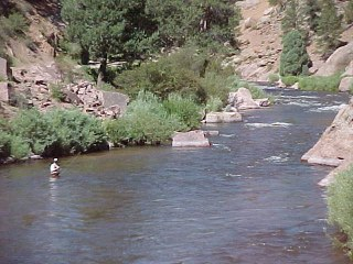 South Platte Colorado fishing
