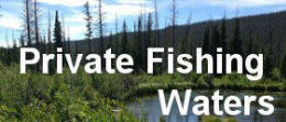 Colorado private fishing waters