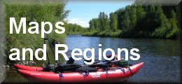 Colorado fishing regions